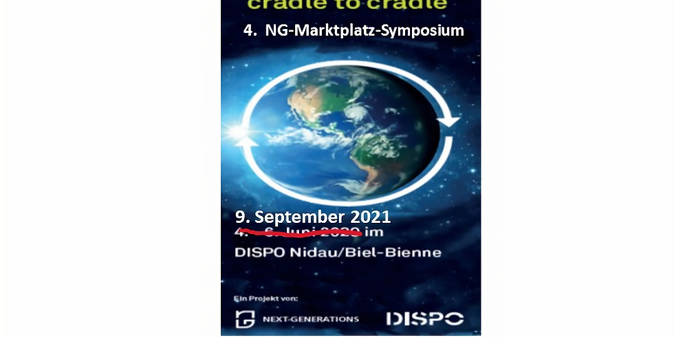 4. NG-Workshop-Symposium am 9.9.2021, 13.30-19.00 Uhr