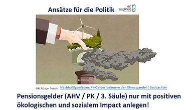 Politische Ansätze_20190625OH_PK-Gelder.