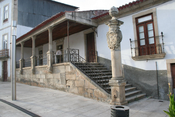 Antigo Palácio Maçónico - Solar Condes V