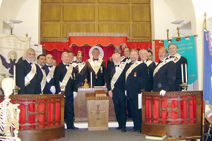 Maçonaria - Partiu para Oriente Eterno o Muito Ilustre Irmão Hubert Greven, 33º | SCdF