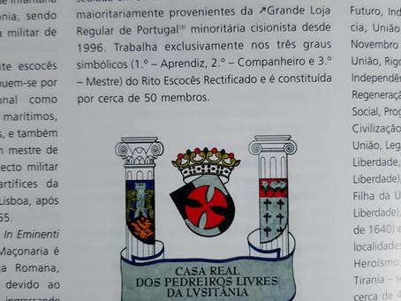 Casa Real dos Pedreiros Livres da Lusitânia - Grande Loja Nacional Portuguesa