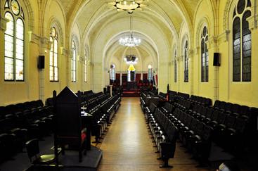 Templo do Supremo Conselho de França | Grande Loja de França