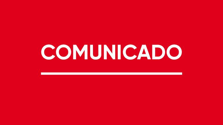 COMUNICADO | Reportagem de televisão CMTV