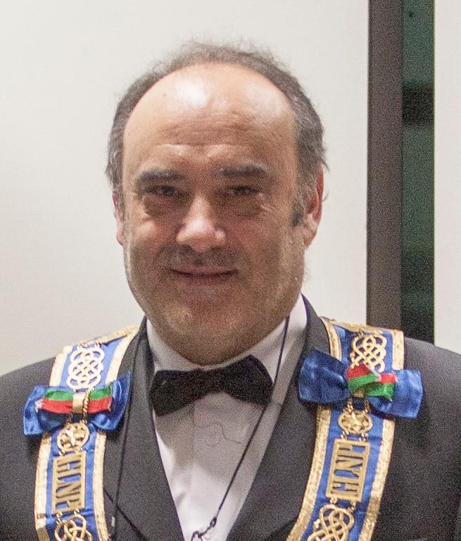 XIII Grão-Mestre da GLNP - Muito Respeitável Irmão João Pavão