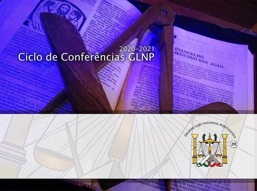 Maçonaria - Ciclo de Conferências GLNP | 2020 - 2021
