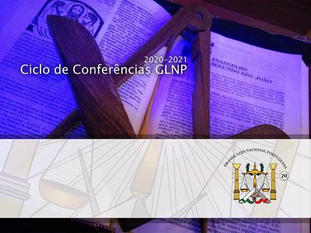 Ciclo de Conferências GLNP   2020 - 2021