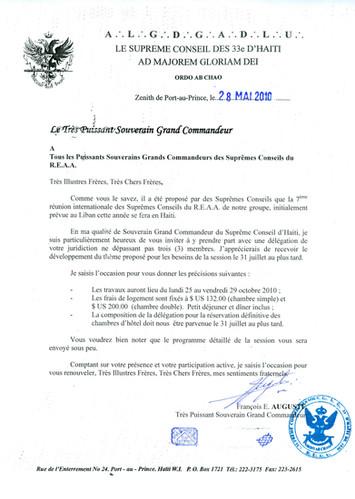 Supremo Conselho do Haiti