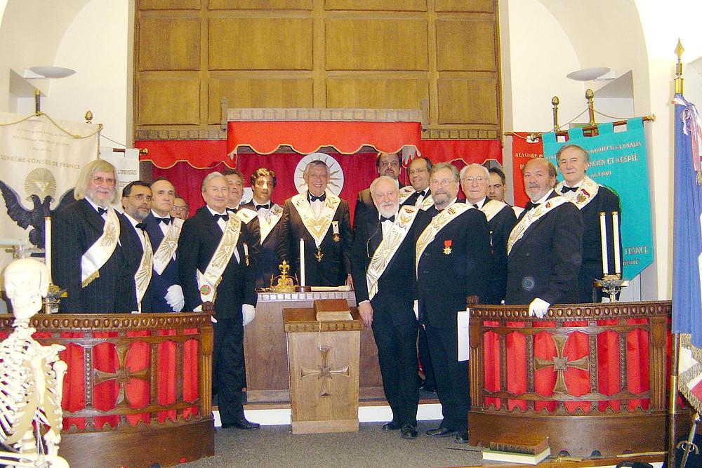 Foram 15 anos memoráveis para a Maçonaria Escocesa em Portugal. Foram 15 anos de uma história memorável para o Supremo Conselho de Portugal.