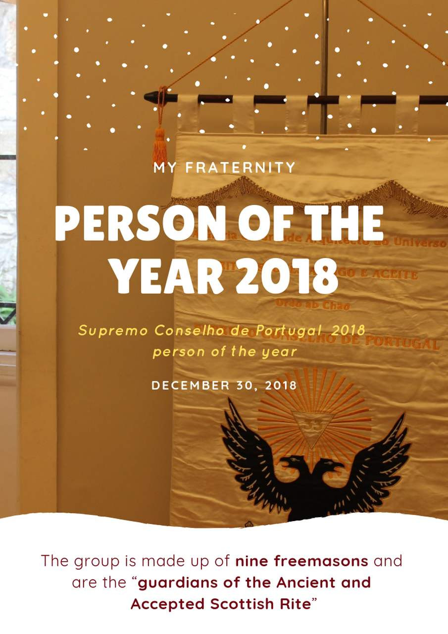 Person of the Year 2018 | Thanks
