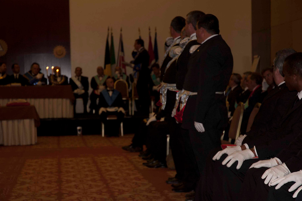 Maçonaria -  Mensagem do II Grão-Mestre da Grande Loja Nacional Portuguesa no site oficial em 2005