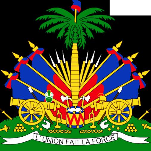 Feliz dia nacional e felicidades aos haitianos!