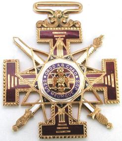 Medalha do Supremo Conselho de Portugal