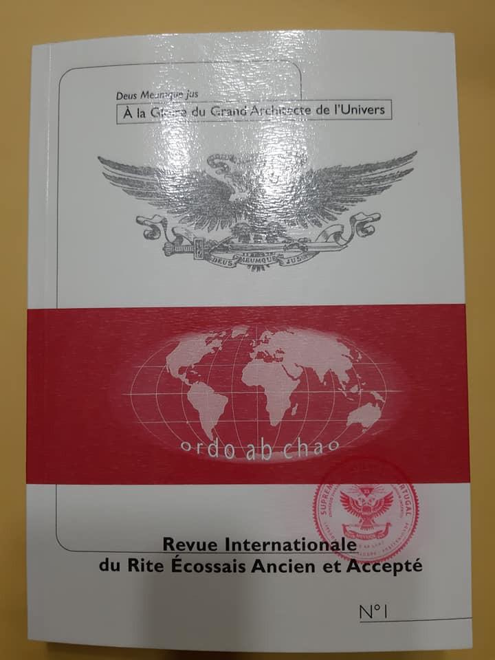 Revue Internationale du Rite Écossais Ancien et Accepté|Suprême Conseil France
