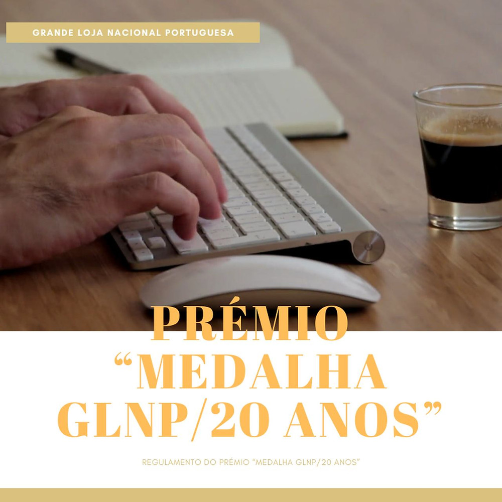 "Regulamento do Prémio ""Medalha GLNP/20 Anos"""