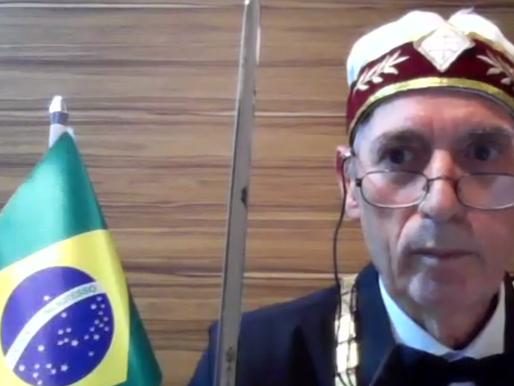 48º Aniversário Comemorativo da Fundação do Supremo Conselho São Paulo, Brasil - Imagens