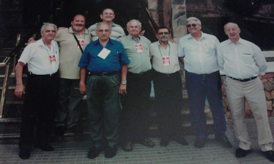 I e II Soberanos Grandes comendadores no Brasil | Excelsa Congregação Supremos Conselhos Brasil