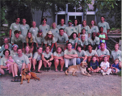 2003 Staff Photo