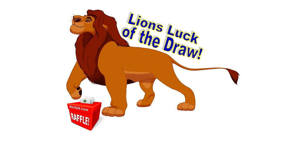 Norfolk Lions Luck of the Draw