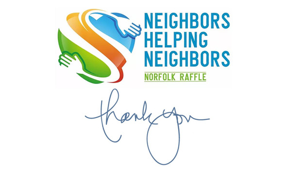 Neighbors Helping Neighbors Raffle Warps Up with over $10,000 Raised.