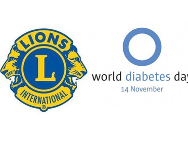 Make Your Mark for World Diabetes Day - November 14th