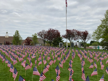 Field of Flag Dedications