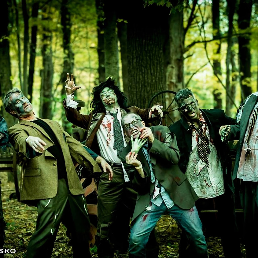 19th Annual Haunted Train Ride & Ghoul Bus