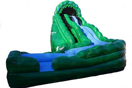 Delaware Party Rentals, Inflatable water slide