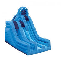 delaware party rentals, inflatable water slides, kids parties