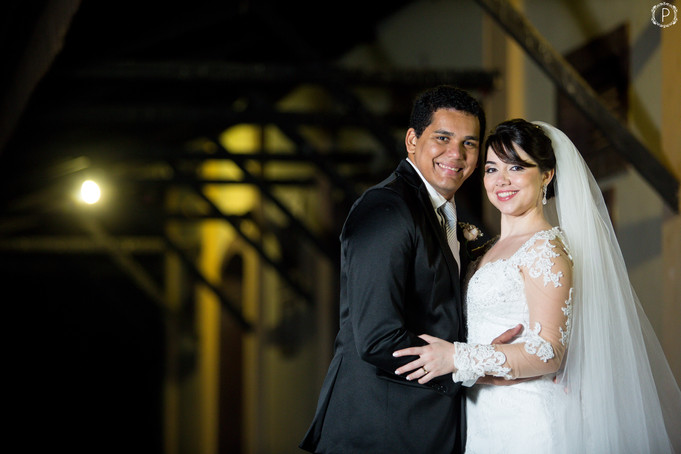 Cas Soraya e Leandro