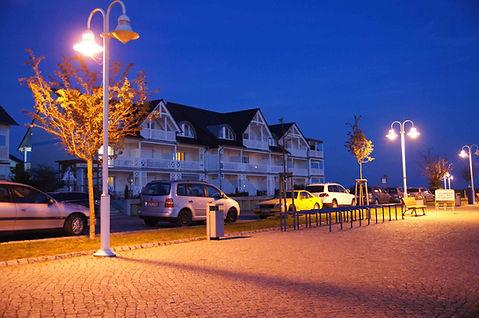 Hafen Karlshagen auf Usedom