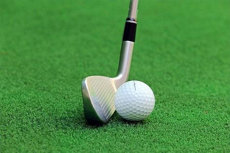 Golf auf Usedom