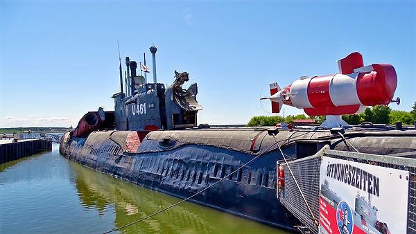 Peenemünde U-Boot Usedom