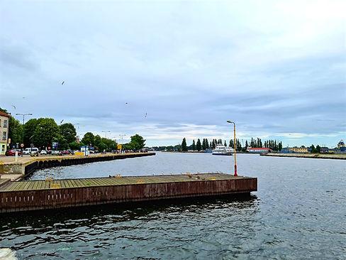 Hafen von Swinemünde