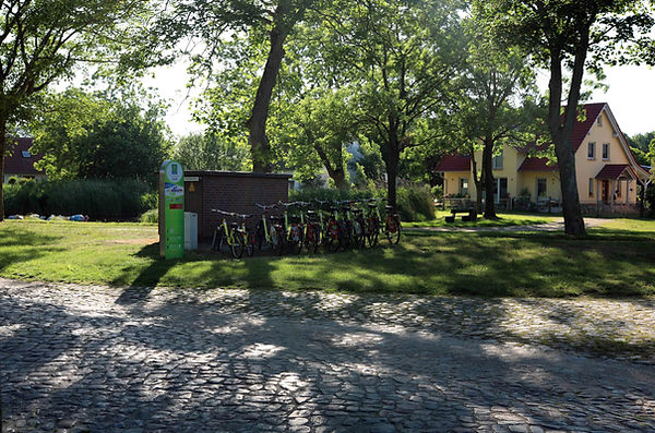 Fahrrad mieten auf Usedom