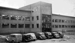 The Vokes factory