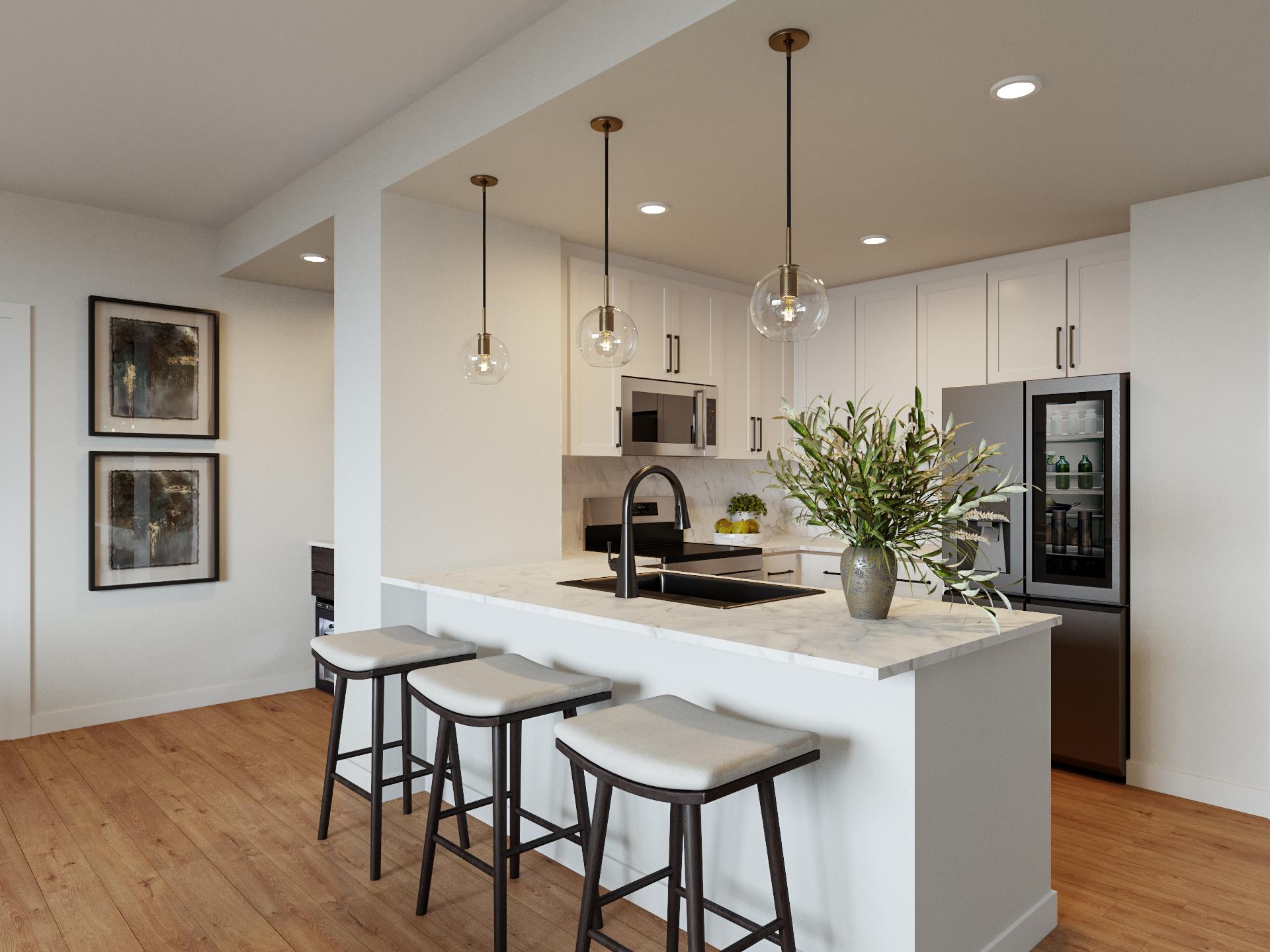 Living Room - CA/USA