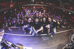 Drum clinic with Dave Lombardo