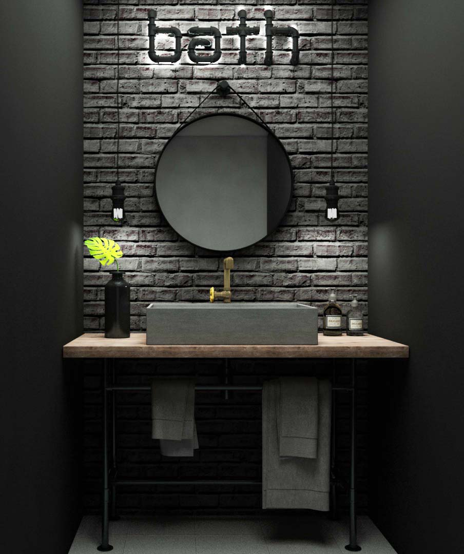 Bathroom - BR