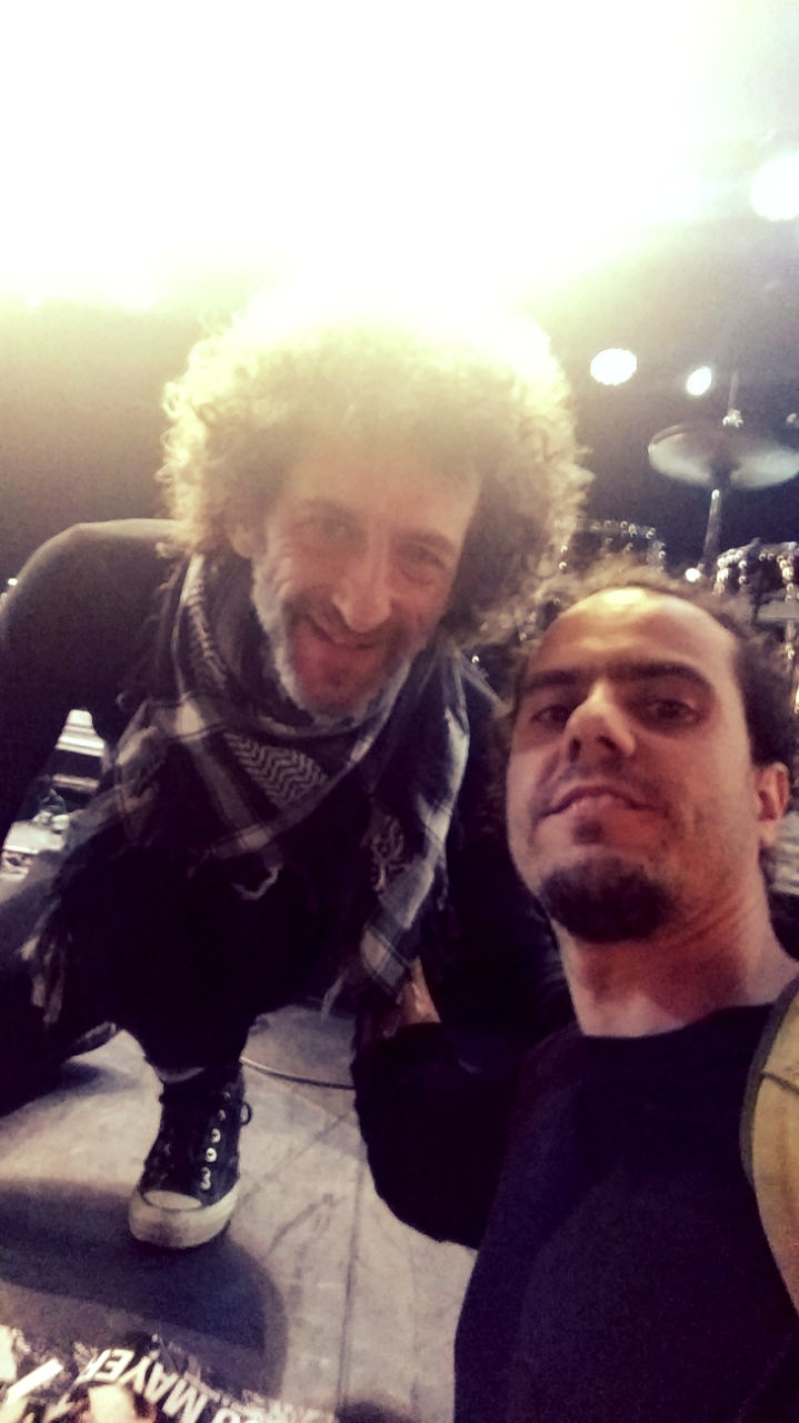 With Jojo Mayer (Nerve)
