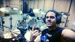 Recording Scelerata`s new album