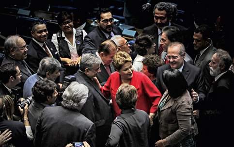Dilma Senado