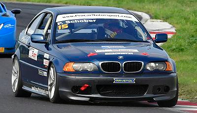 Jazda na BMW E46 - 6 kôl Slovakia Ring