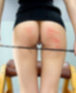 Spanking, caning, whipping