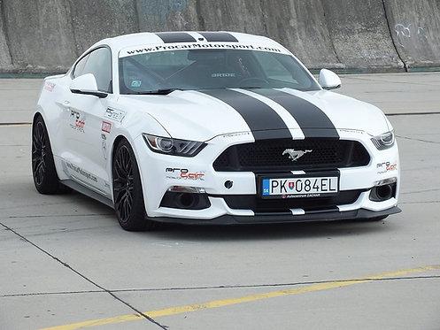 Mustangfahren Airport Trencin