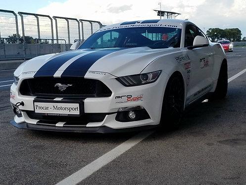 Racetaxi - Mustang