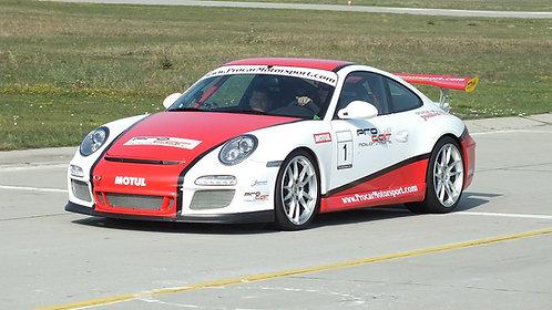 Jazda na Porsche letisko Trenčín