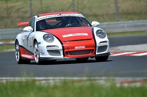 Racetaxi Porsche