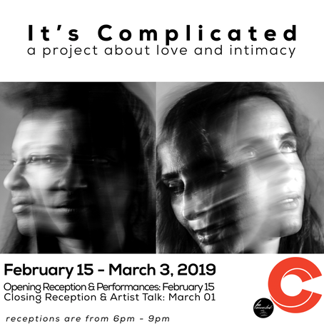 What is Love? It's Complicated at The Carrack Modern Art Feb 15