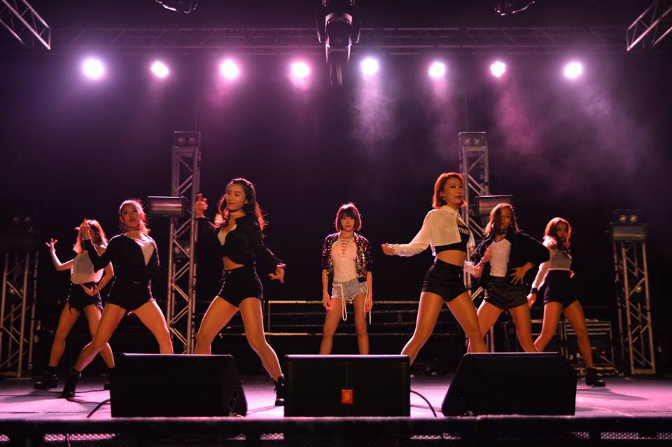 《YES! 林明禎2017 #Me & U 派對香港限定》