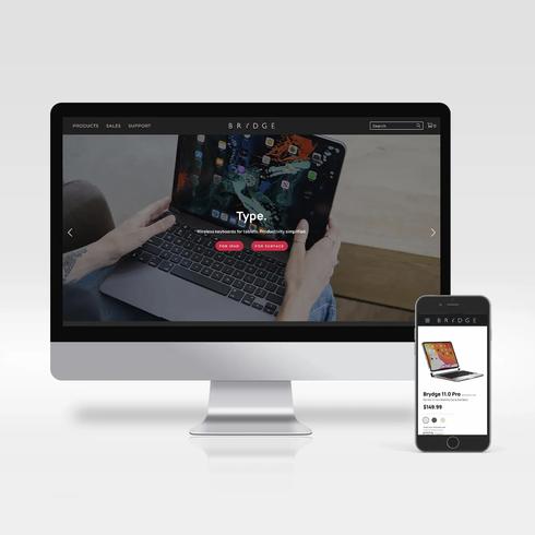 Brydge Website